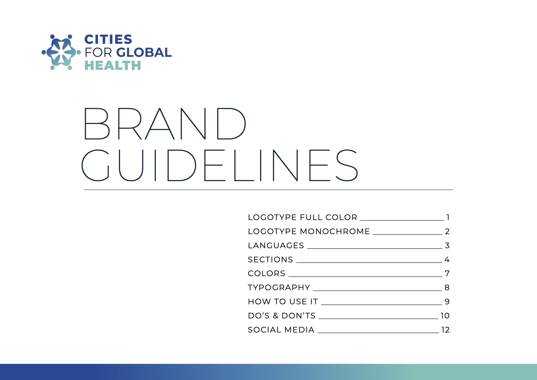 C4GH Brand Guidelines